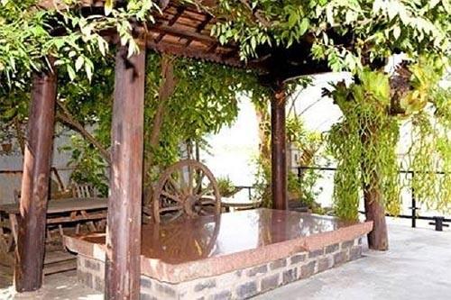 Nhà vườn, resort triệu đô của gia đình Á hậu Thiên Lý 21