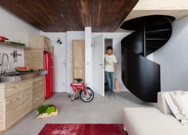 Ngắm căn hộ 25m² tuyệt vời trong từng chi tiết 3