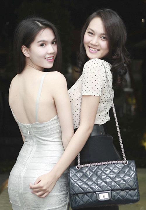 Nhan sắc Ngọc Trinh bất ngờ lu mờ trước hàng loạt mỹ nhân Việt 3