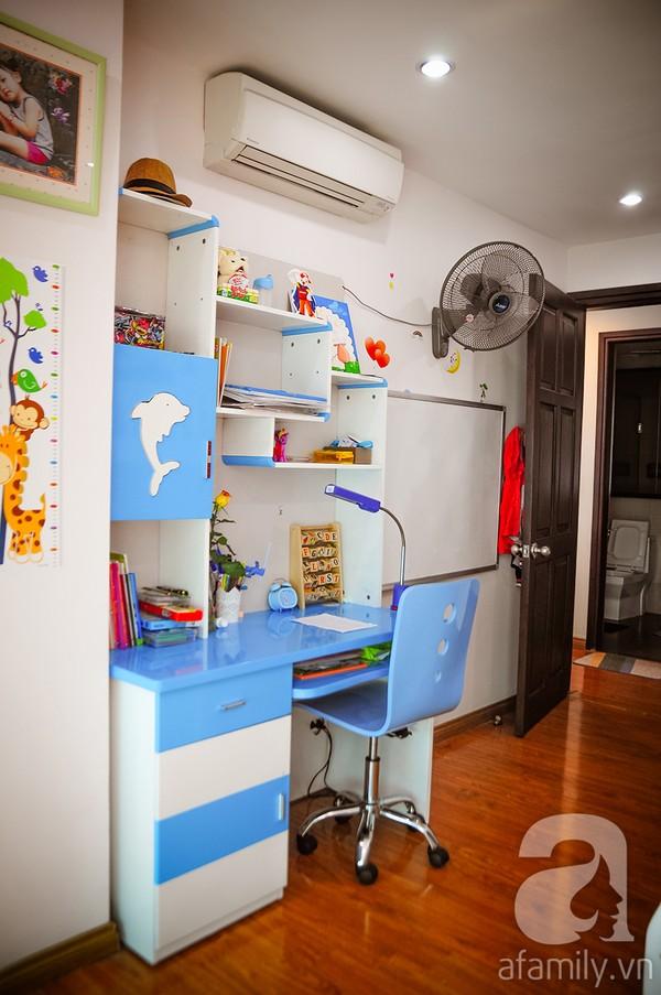 Ngắm căn hộ ấm áp tại Hoàng Hoa Thám, Hà Nội 12