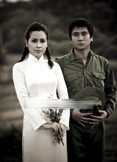 Ảnh cưới độc đáo của các cặp vợ chồng sao Việt 27
