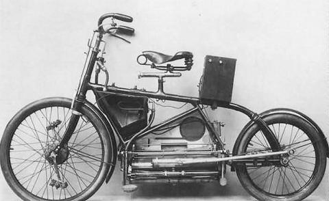 """Chiêm ngưỡng 10 xe máy thời """"tiền sử"""" 2"""