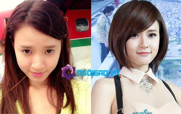 Quỳnh Nga, Khánh Thi, Midu gây sốc khi lộ ảnh mặt mộc 9