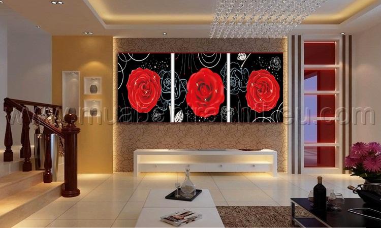 Những bức tranh phong thủy rước tài lộc vào nhà 3