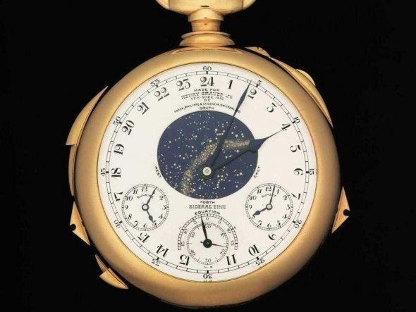 Đồng hồ cổ triệu đô đẹp lung linh 1