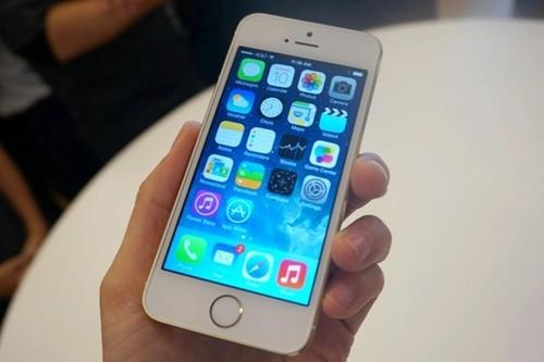 Giá iPhone 5S vàng giảm mạnh tại Việt Nam 1