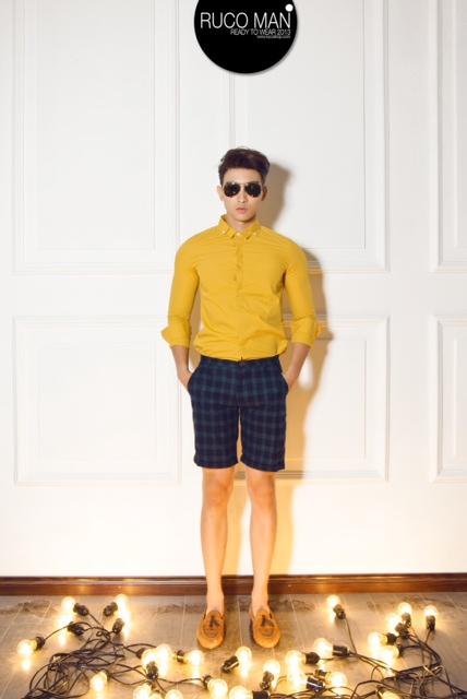 Biến hóa cho thời trang nam trong hè 2013 17