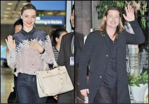 """Siêu mẫu Miranda Kerr phủ nhận tin """"cặp kè"""" với người tình của Angelina Jolie 1"""