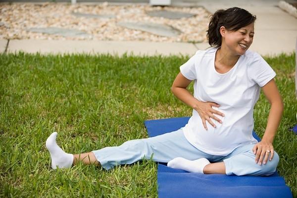 Top lưu ý quan trọng khi tập thể dục trong thai kỳ 1