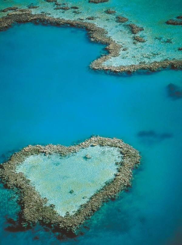 Những hòn đảo hình trái tim tuyệt đẹp trên thế giới 5