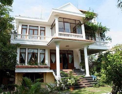 Nhà vườn, resort triệu đô của gia đình Á hậu Thiên Lý 8