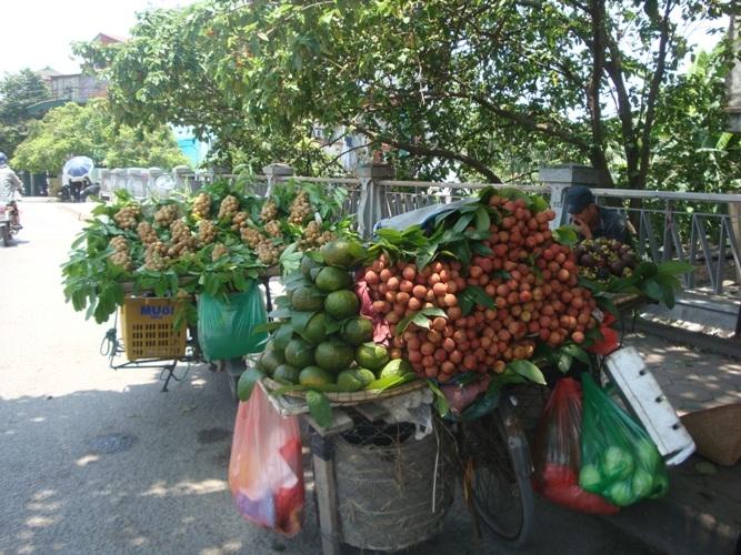 Mất tiền mua trái đắng từ hoa quả dội chợ 1