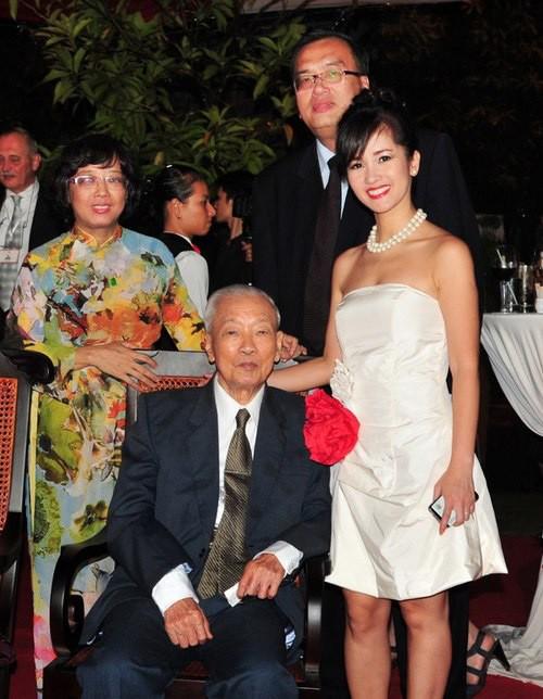 Những mỹ nhân Việt con nhà danh gia vọng tộc 10