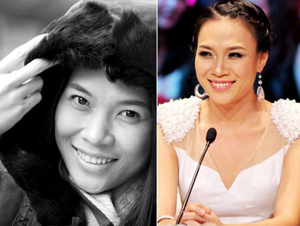 Mỹ nhân Việt đẹp hơn khi mũi thon thẳng 5