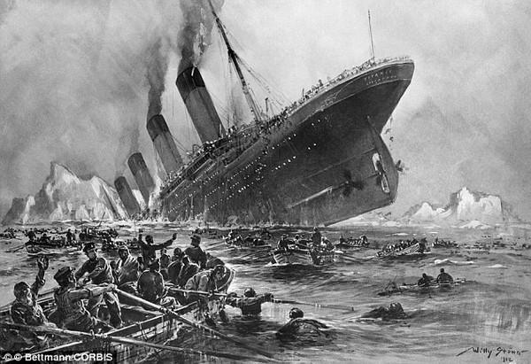 Chuyện tình đồng tính ít người biết trên tàu Titanic 2