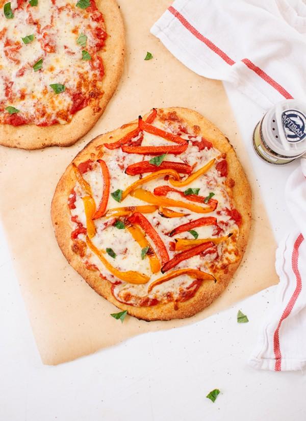 Tự làm pizza kiểu mới ngon mà bổ 1