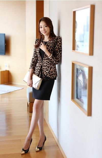 Những mẫu áo vest nữ công sở 2013 đẹp duyên dáng 16