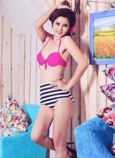 Vợ Phan Thanh Bình: 'Tôi xứng đáng tiến xa ở Next Top Model' 5