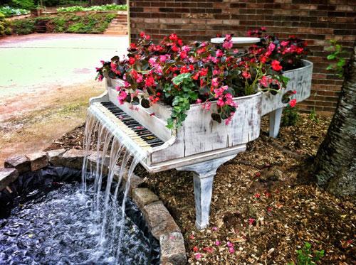 10 cách táo bạo trồng vườn hoa xinh lung linh 4