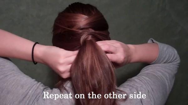 Tự thực hiện 3 kiểu tóc duyên dáng tới công sở 9