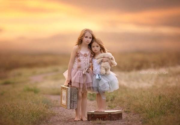 Ngẩn ngơ với chùm ảnh tuyệt đẹp về thế giới cổ tích của trẻ thơ 8