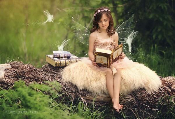 Ngẩn ngơ với chùm ảnh tuyệt đẹp về thế giới cổ tích của trẻ thơ 7