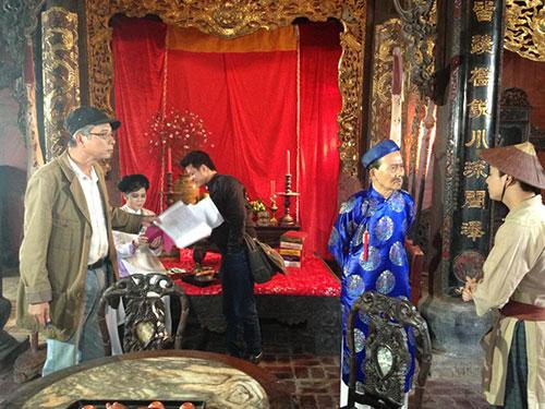 NSƯT Phạm Bằng đóng hài Tết 2014 ở tuổi 84 8