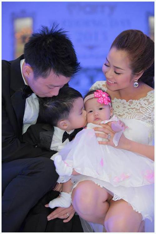 Gia đình hạnh phúc của Ốc Thanh Vân 7