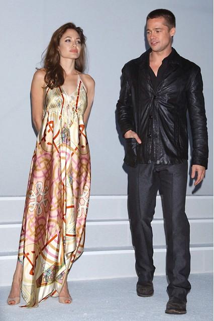 Gu thời trang đáng nhớ của Angelina Jolie 8