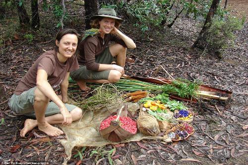 """Cận cảnh cuộc sống """"hoang dã"""" của phụ nữ Australia 6"""
