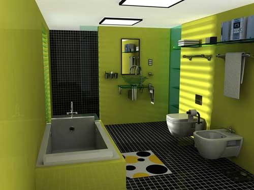 Những lưu ý về phong thủy cho phòng vệ sinh 3