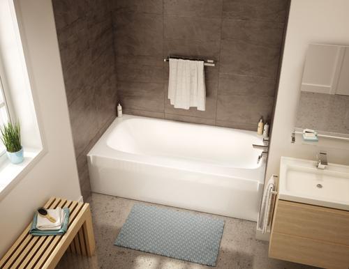 Mẹo vệ sinh bồn tắm trắng sáng như mới 3