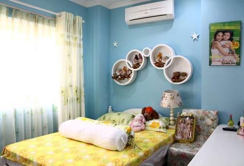 Khám phá phòng riêng của 'công chúa - hoàng tử' nhà sao Việt 14