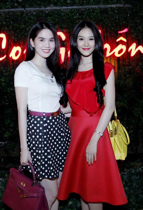 Nhan sắc Ngọc Trinh bất ngờ lu mờ trước hàng loạt mỹ nhân Việt 7