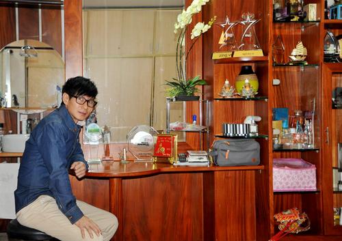 Thăm nhà 2 triệu đô của Lý Hải - Minh Hà 15