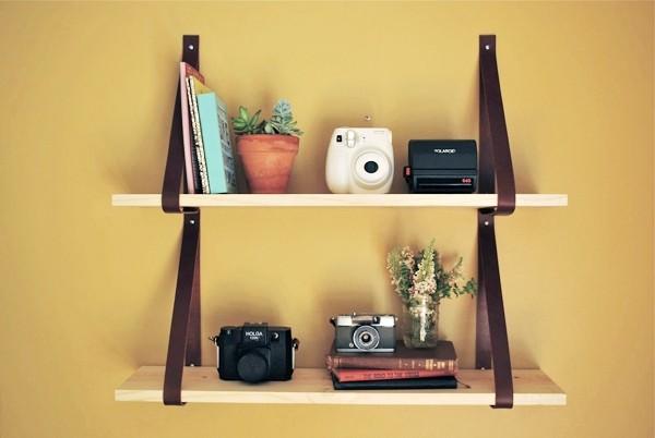 Tự làm kệ treo tường đơn giản nhiều tiện ích 1