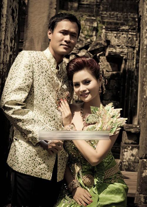 Ảnh cưới độc đáo của các cặp vợ chồng sao Việt 15
