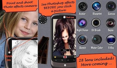 9 ứng dụng chụp hình ấn tượng nhất trên Android 8