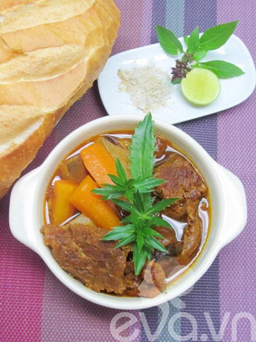 4 món thịt bò ngon, nóng bỏng lưỡi 2