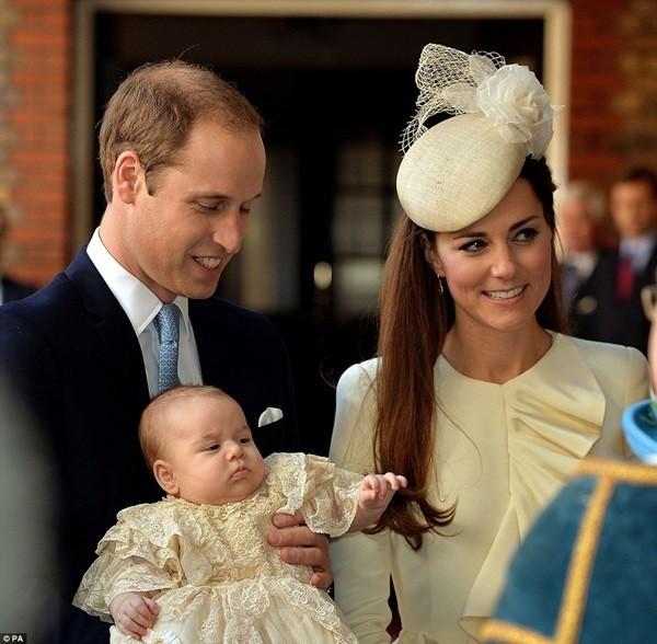 Rộ tin Công nương Kate Middleton mang bầu lần hai 2