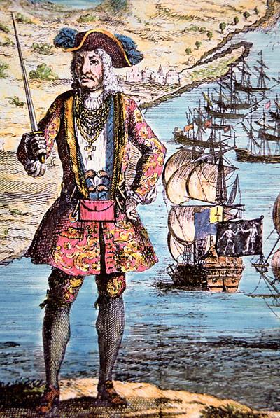 Những con tàu mang tên cướp biển khét tiếng nhất thế giới 8