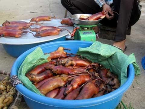 Buôn thịt chuột thu bạc triệu mỗi ngày 5