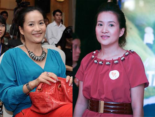 Các bà vợ ăn mặc quê mùa của sao nam Việt 14