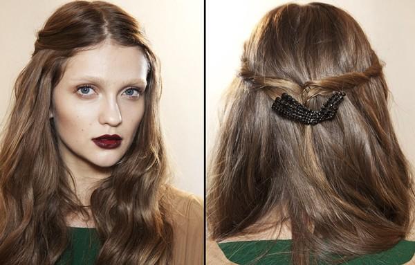 5 kiểu tóc mùa thu lãng mạn, dễ áp dụng 5