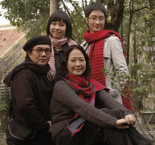 Sao Việt được đạo diễn nước ngoài đặc biệt yêu thích 1