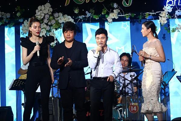 Hà Hồ làm show ủng hộ miền Trung 650 triệu đồng 16