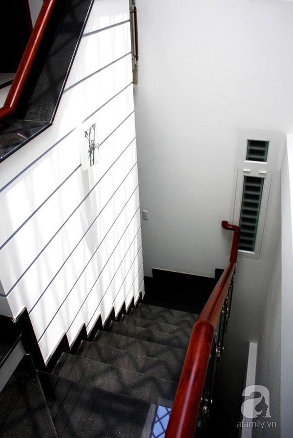 Mát mắt với ngôi nhà ngập sắc trắng tại Nhà Bè, TP Hồ Chí Minh 7