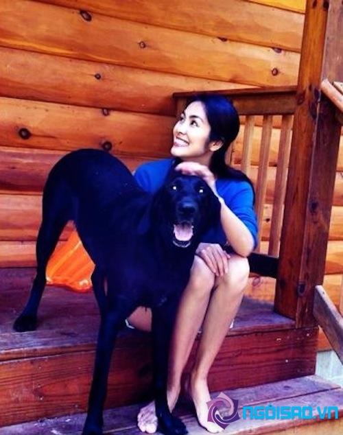 Tăng Thanh Hà khoe khoảnh khắc hạnh phúc âu yếm bên mẹ 3