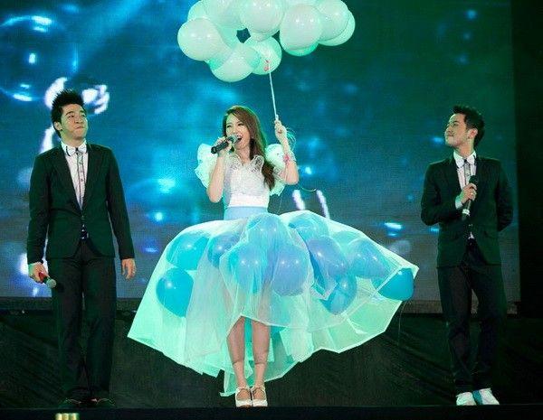Những hoàng tử, công chúa của showbiz Việt 1