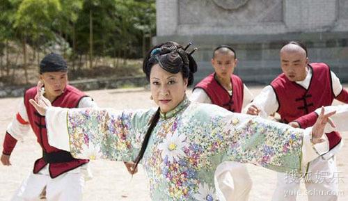 Bí mật thú vị về bà chủ nhà siêu dữ trong 'Tuyệt đỉnh kungfu' 9